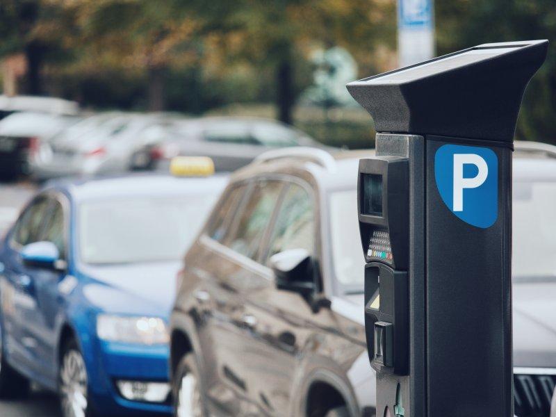 Parking ticket rolls - Design