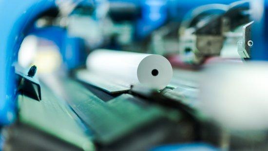 EC-Cash Rolle aus Thermopapier – Impression 4